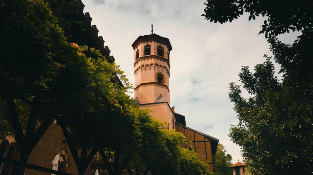 Een kathedraal in Turijn