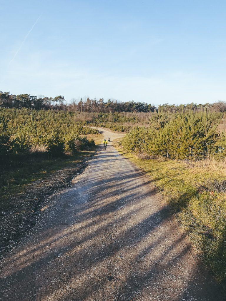 Fietsen in de omgeving van Noord-Limburg