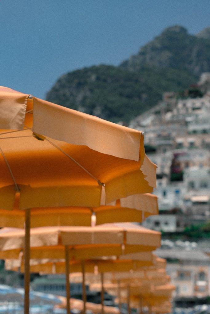Positano is de populairste stop aan de Amalfikust route