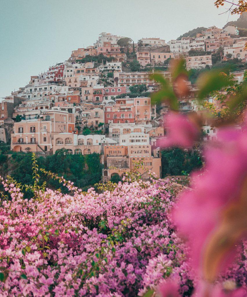 Sla tijdens een roadtrip langs de Amalfikust ook Positano niet over