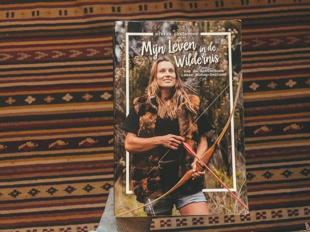 Boek 'Mijn leven in de wildernis'