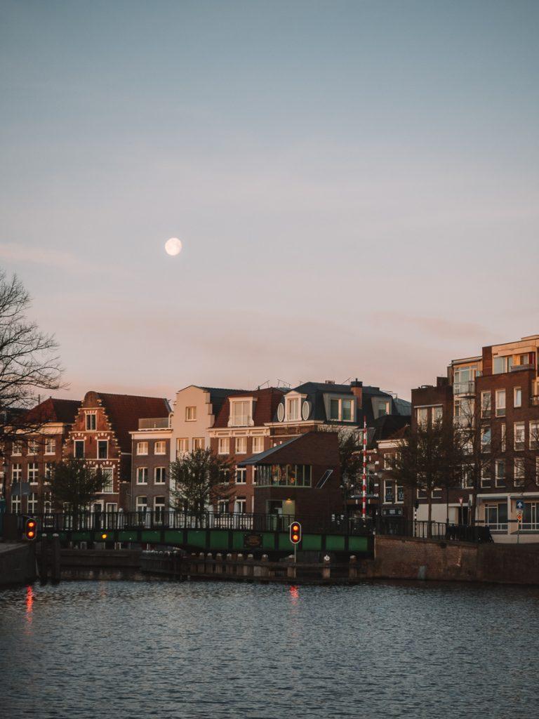 Foto genomen in Haarlem met de beste camera voor op reis