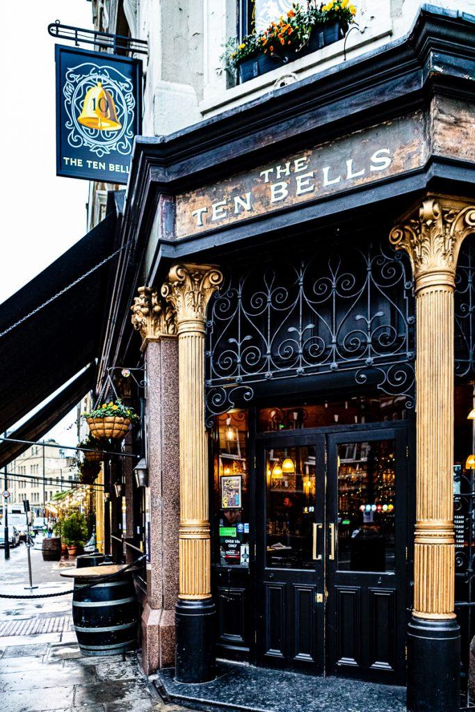 Café van Jack the Ripper