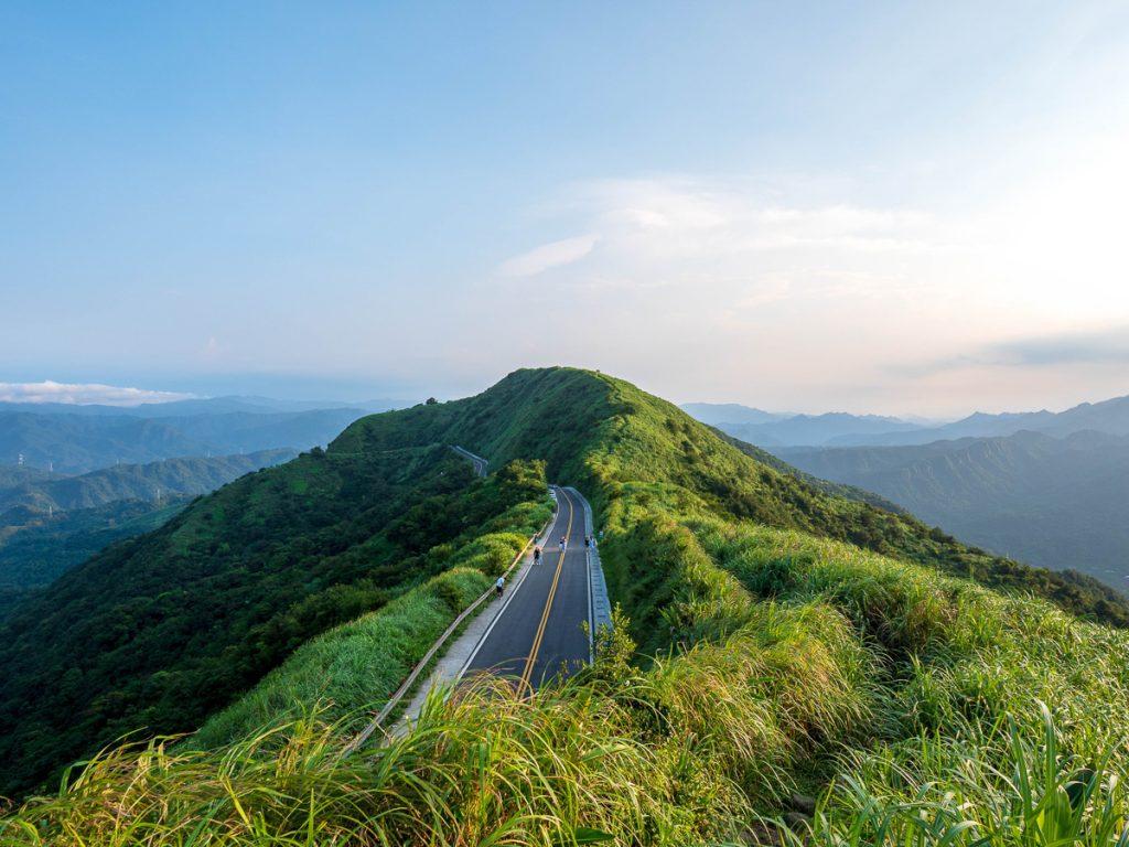 De natuur in Taiwan