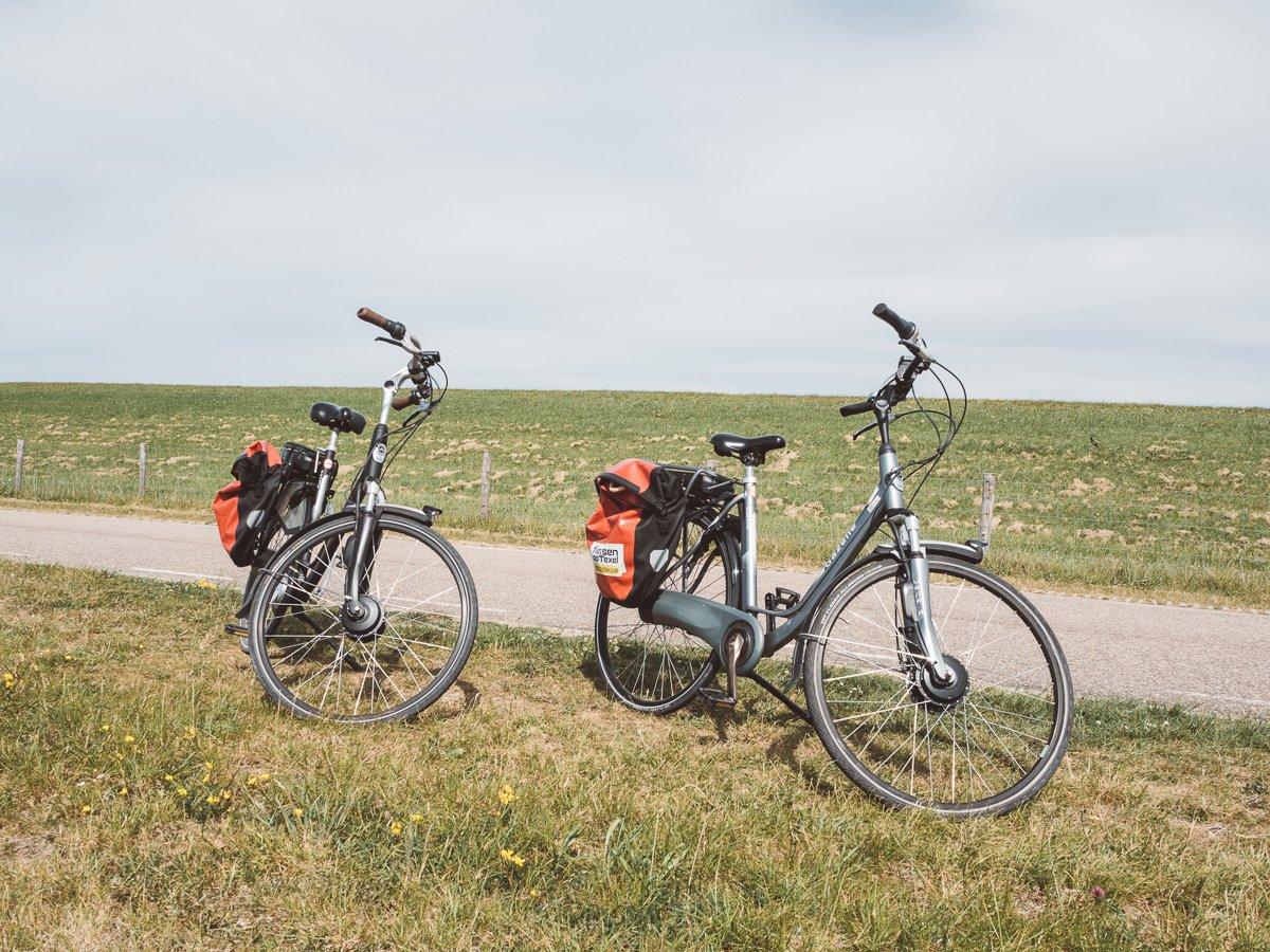Een van de mooiste fietsroutes van Nederland vind je op Texel