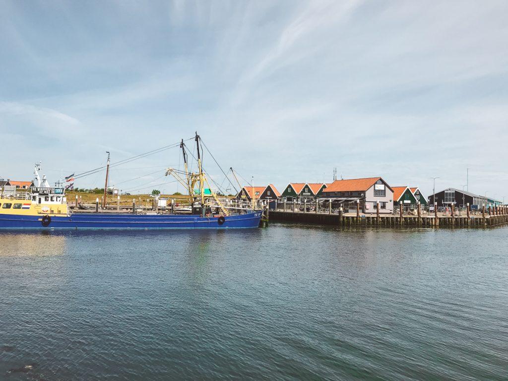 Haven met boten