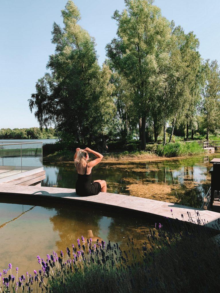 Relaxen tijdens het wellness weekend bij Thermen Bussloo