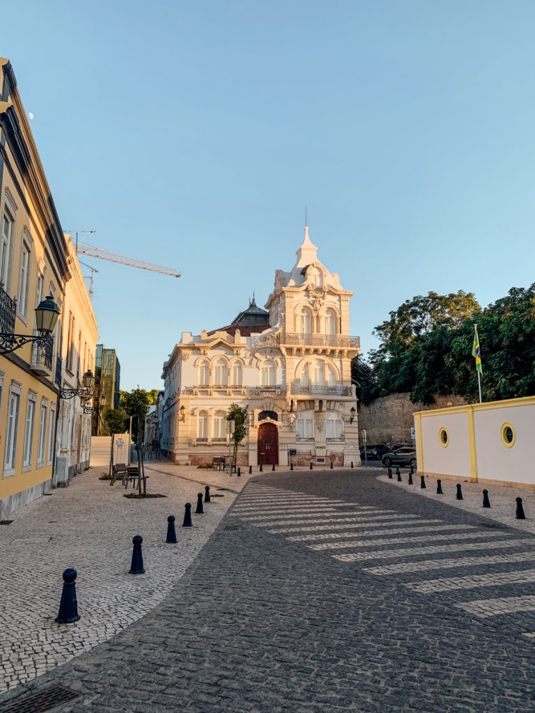 Kerk in Faro