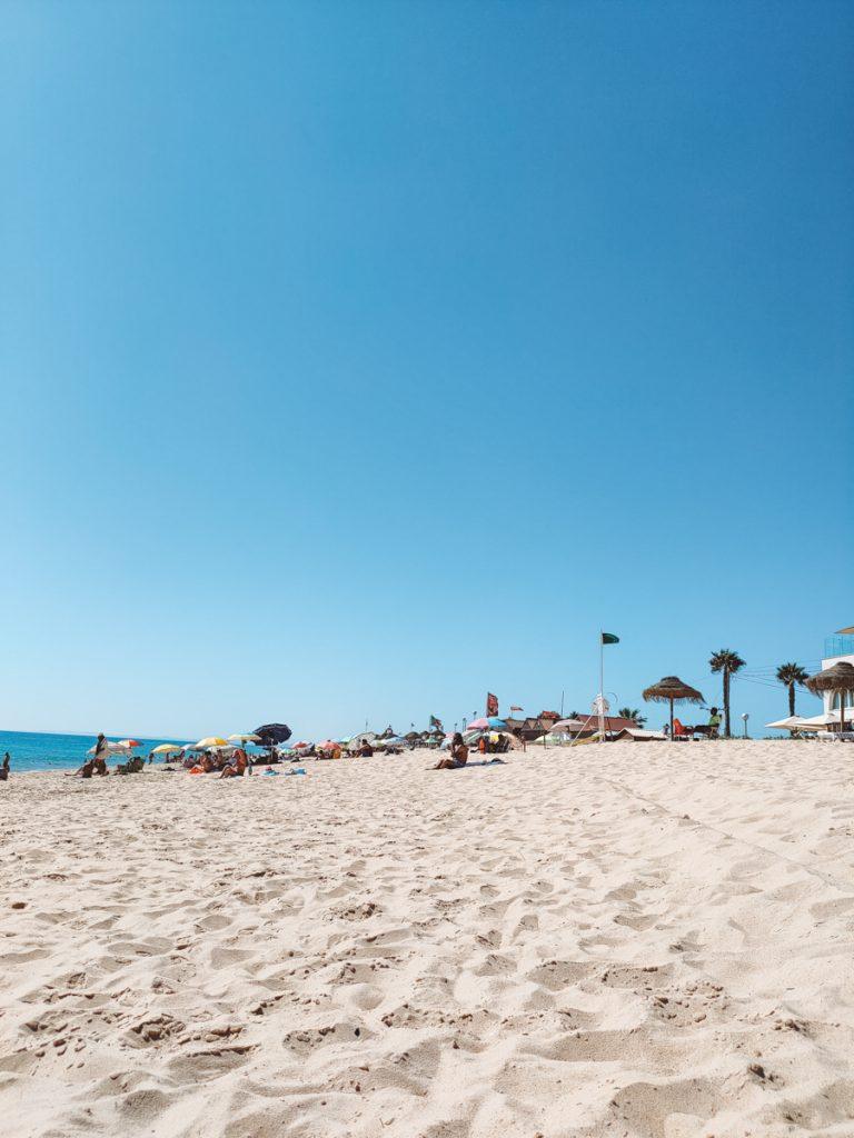 Faro strand