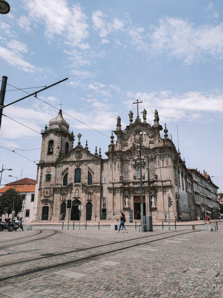 Porto kent verschillende kerken