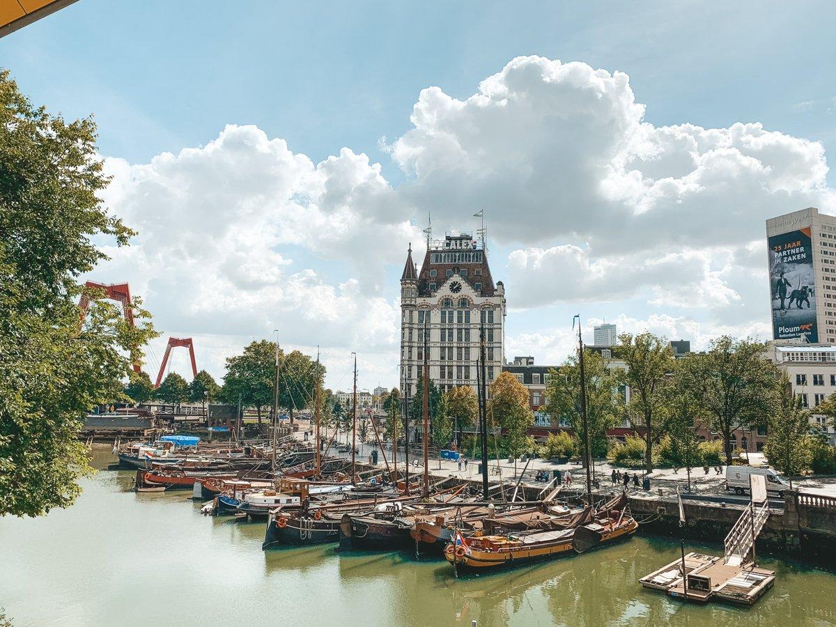 Tips voor een dagje of weekendje Rotterdam