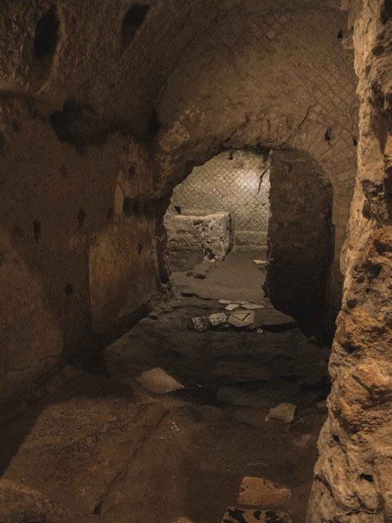 Ondergrondse gangen
