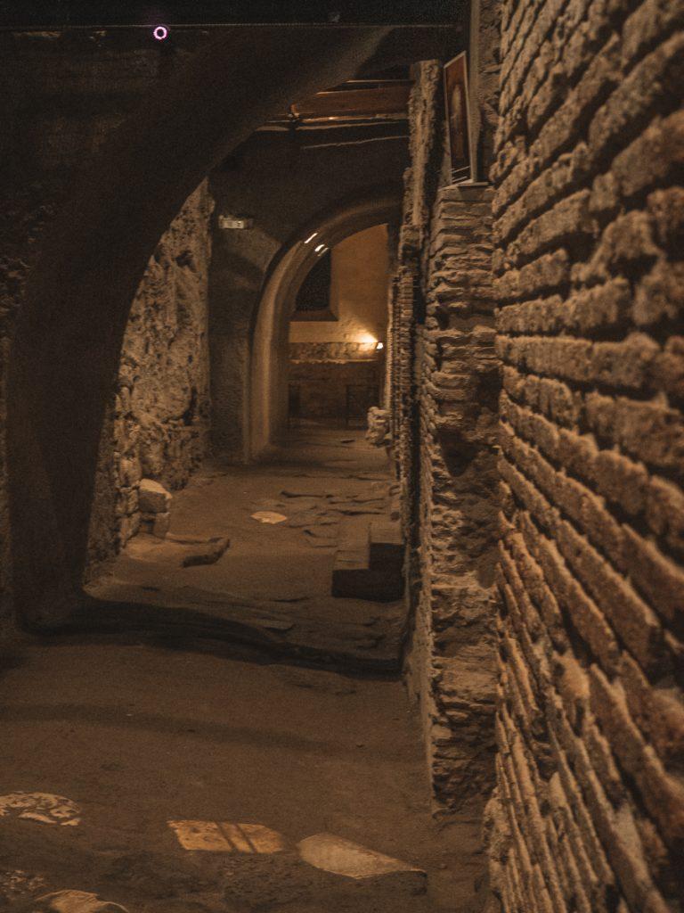 De ondergrondse wereld van Napels