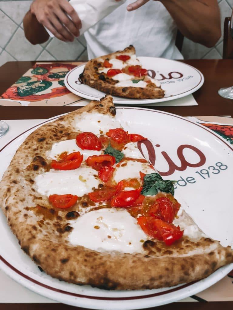 De beste pizza van Napels