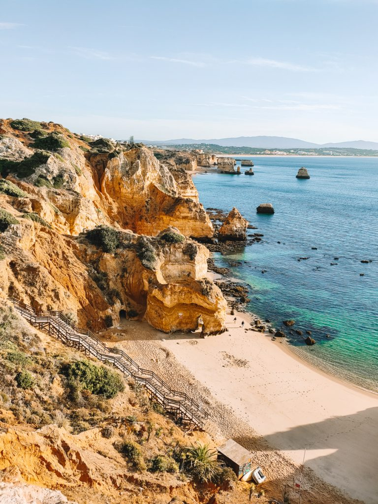 Het mooiste strand in de Algarve