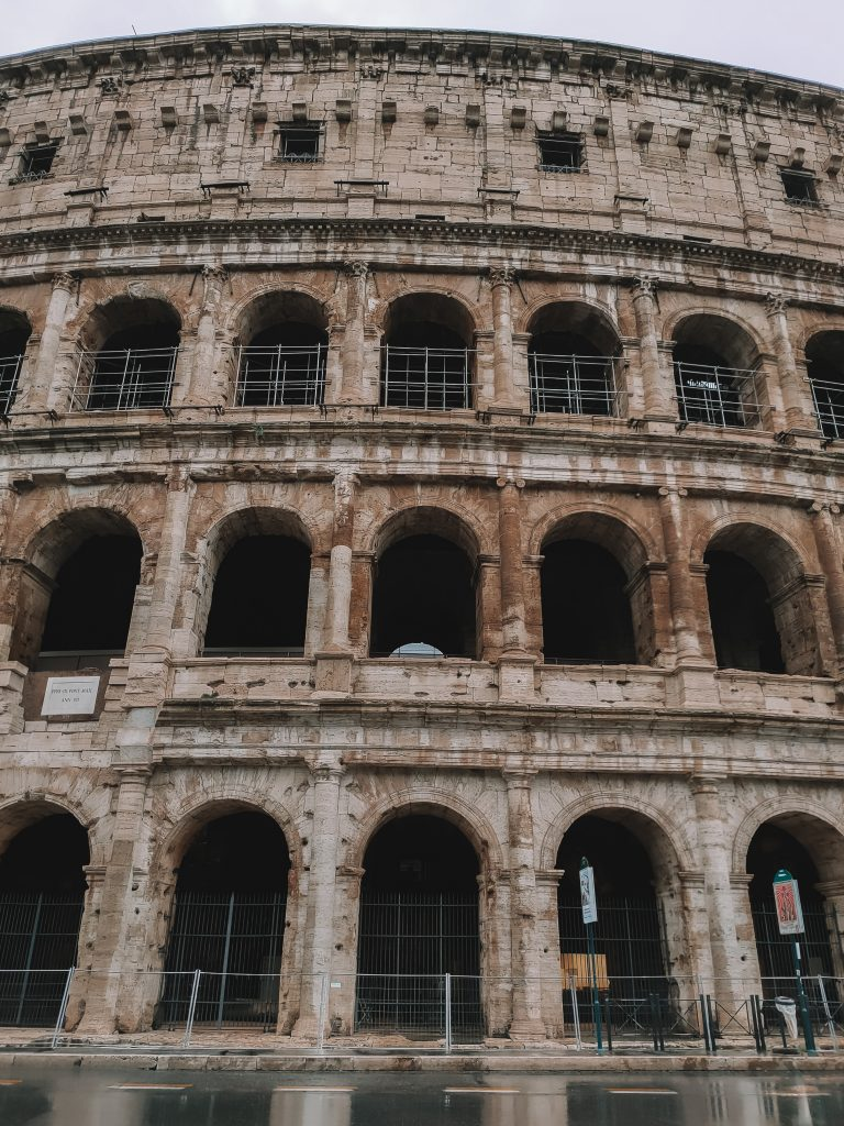 Een bezoek aan het Colosseum is wel een van de leukste dingen om te doen in Rome