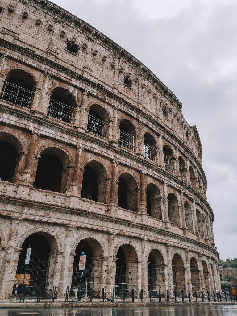 Het Colosseum is een van de leukste Rome tips