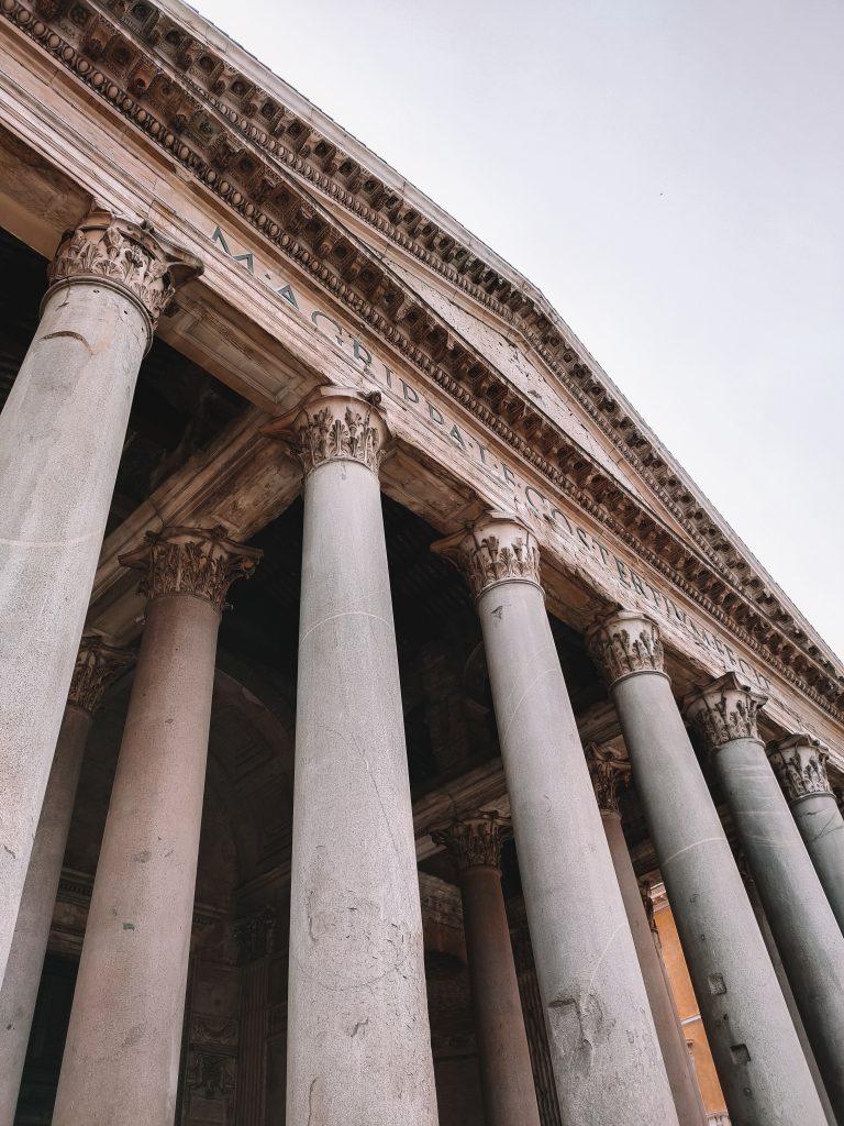 Het Pantheon is een van de leukste tips in Rome