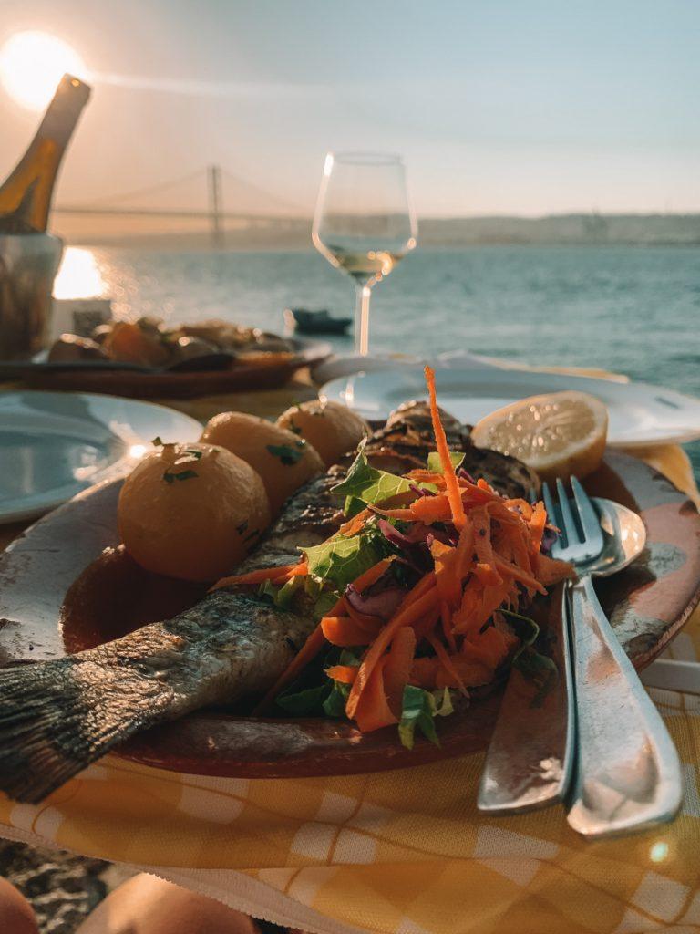 Een van de leukste restaurant tips voor Lissabon is Ponto Final