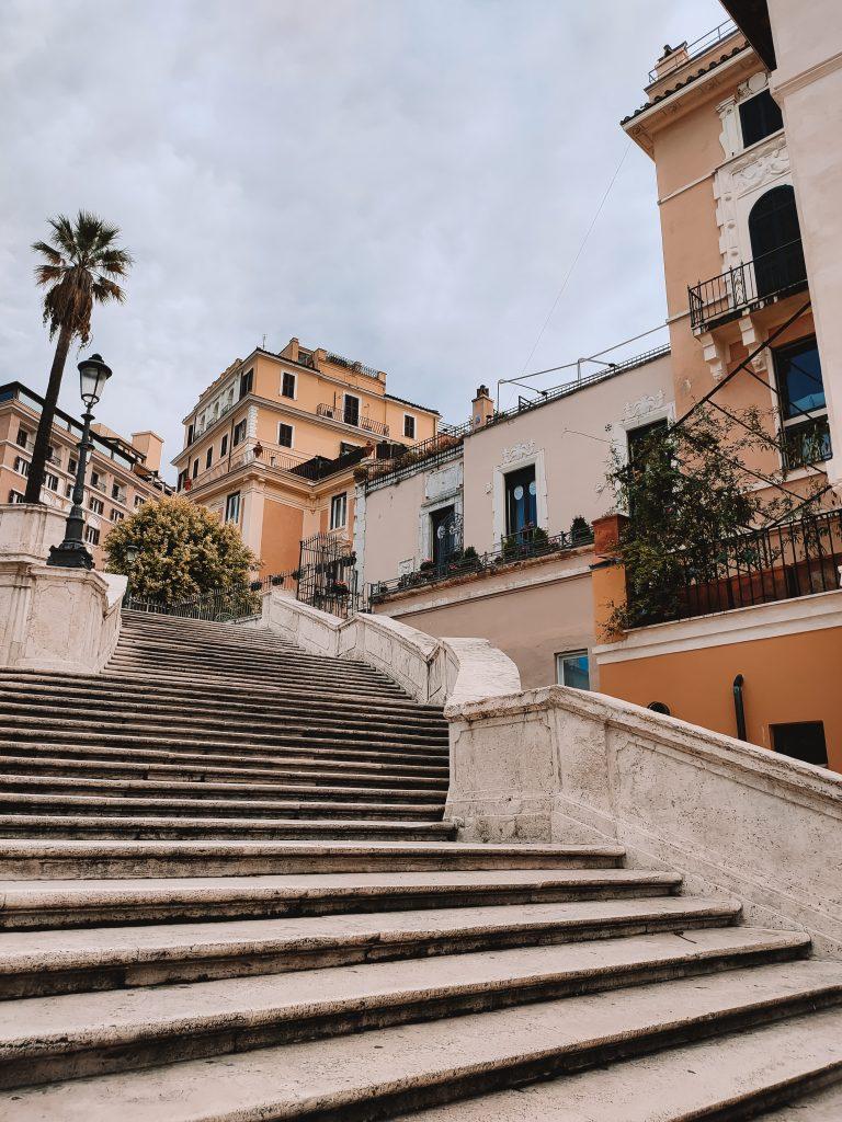 De Spaanse trappen