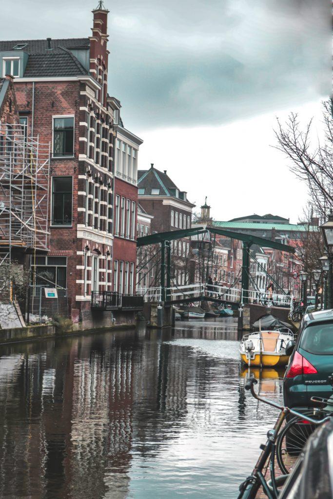 De herenhuizen van Leiden