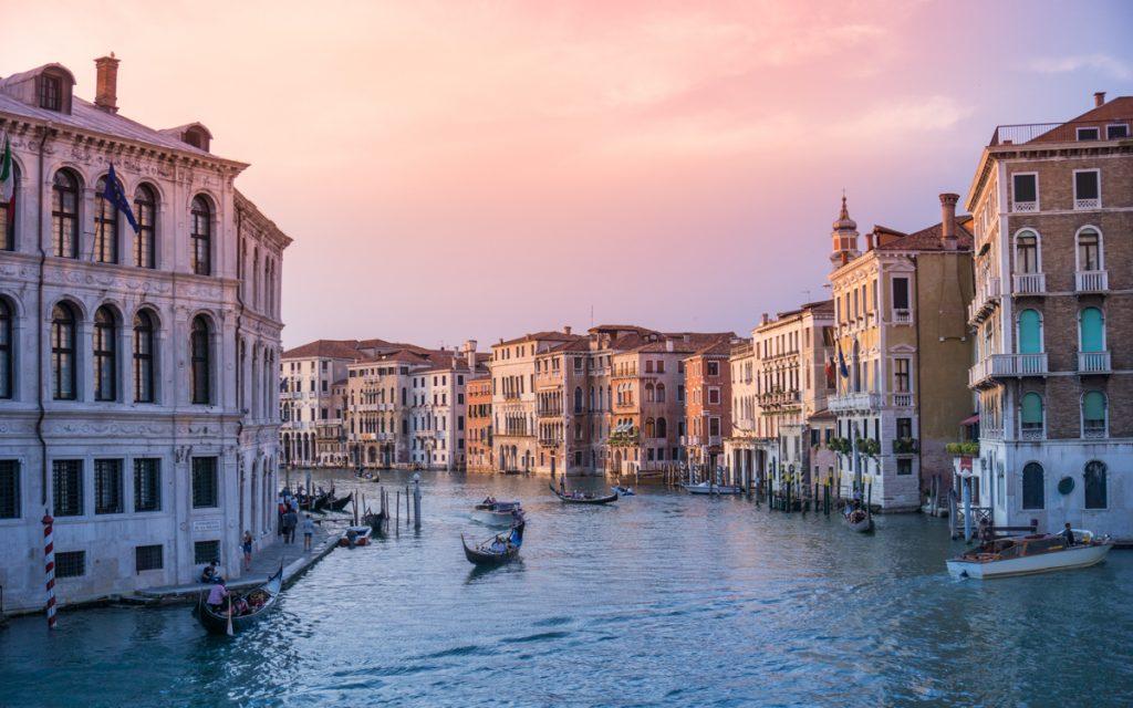 Tijdens een vakantie in Noord-Italië moet je natuurlijk ook Venetië hebben bezocht!