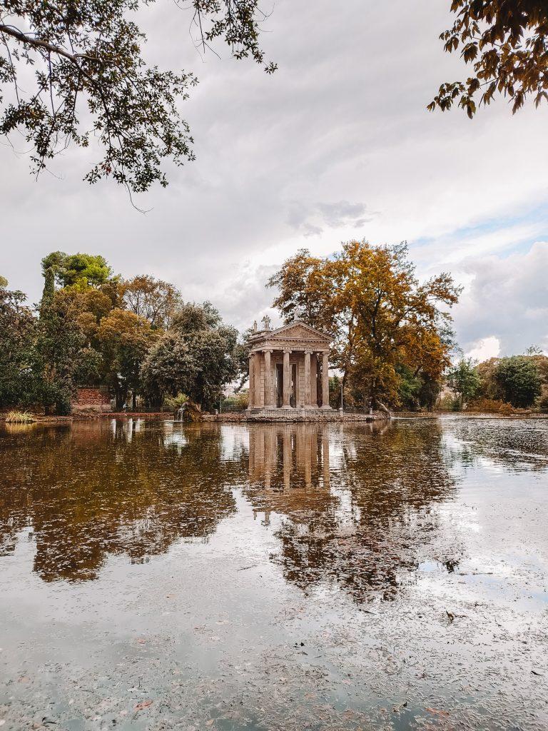 Villa Borghese is een van de leukste tips voor Rome