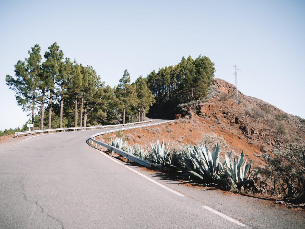 Prachtige natuur op Gran Canaria