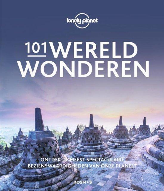 Voorkant van het boek '101 Werelwonderen'