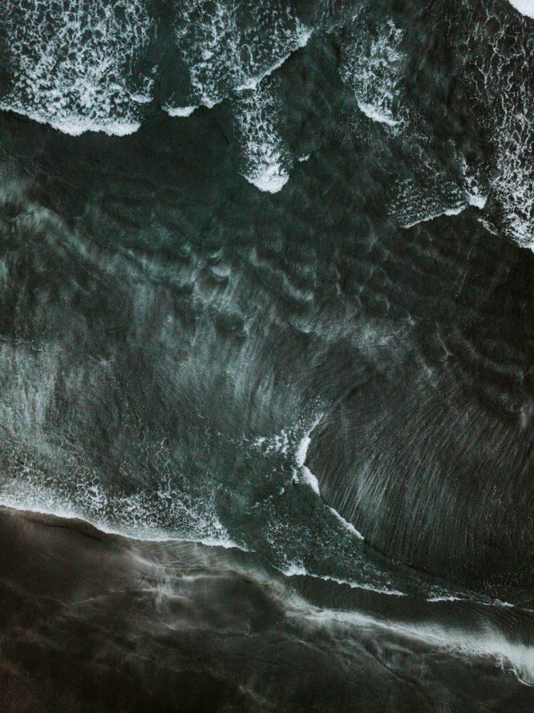 Fossá waterval in Faeröer Eilanden