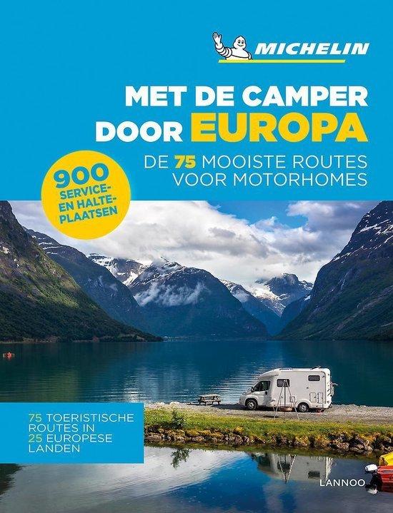 Dit is een van de beste reisboeken als je graag met de camper op pad gaat