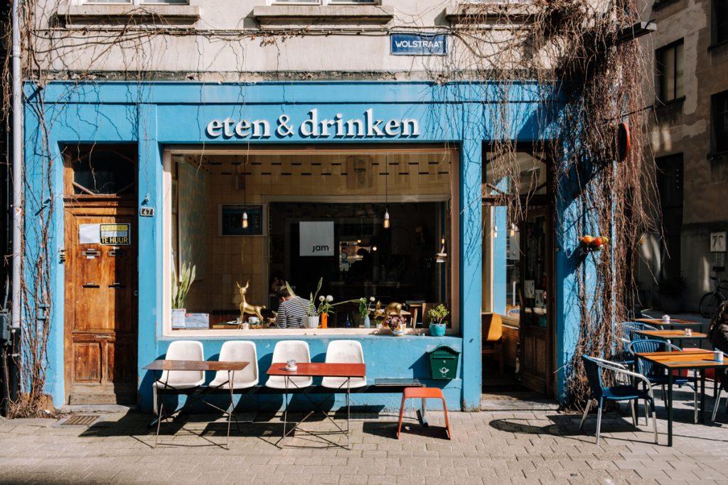 Dit zijn een van de leukste hotspots van Antwerpen