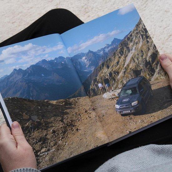 Prachtige foto's in het boek 'Niet-alledaagse bestemmingen'