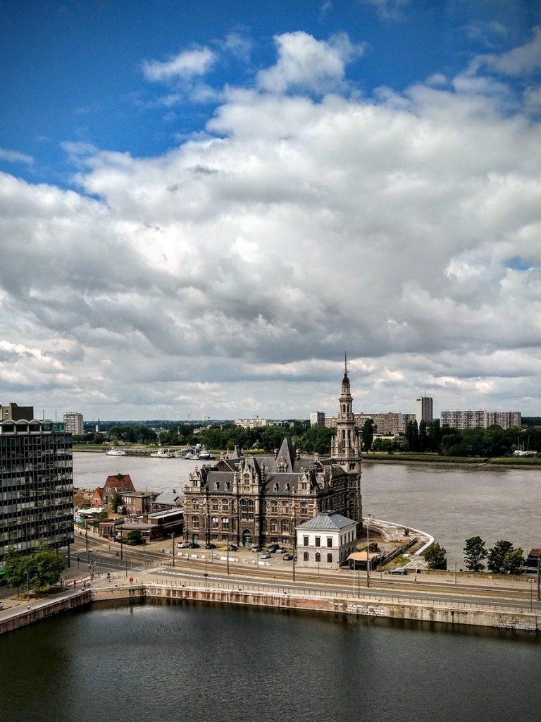 Het beste uitzicht in Antwerpen
