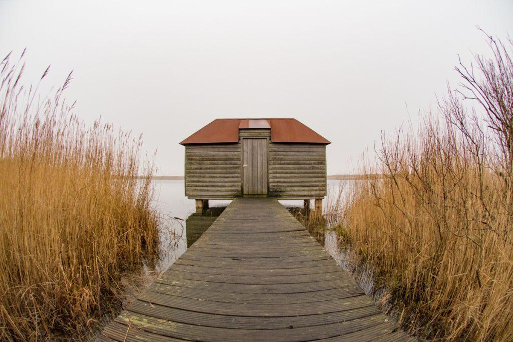 Eilandhoppen op de Wadden iin Nederland