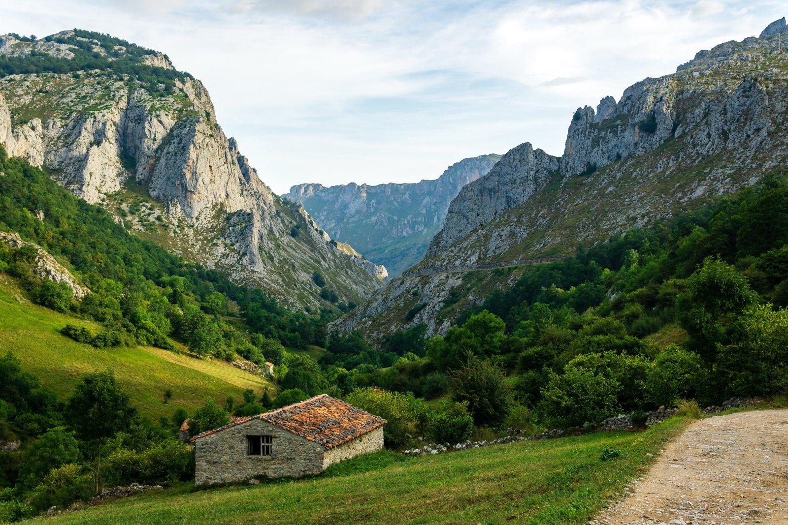 Asturias Spanje