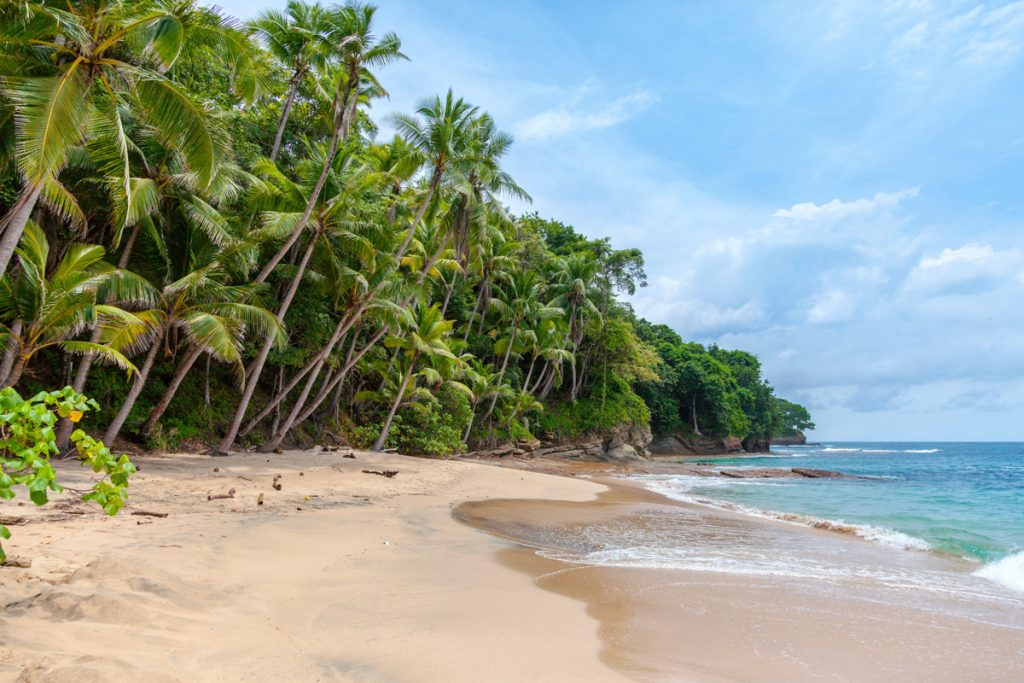 Strand van Karimunjawa Island