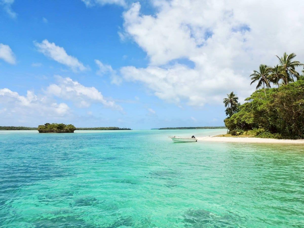 Karimunjawa Island in Indonesië