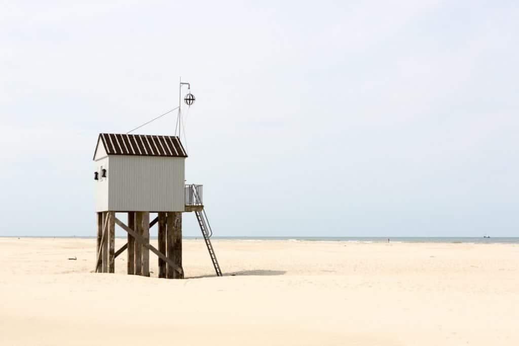 Ameland is het vierde eiland dat je bezoekt tijdens het eilandhoppen op de Wadden in Nederland