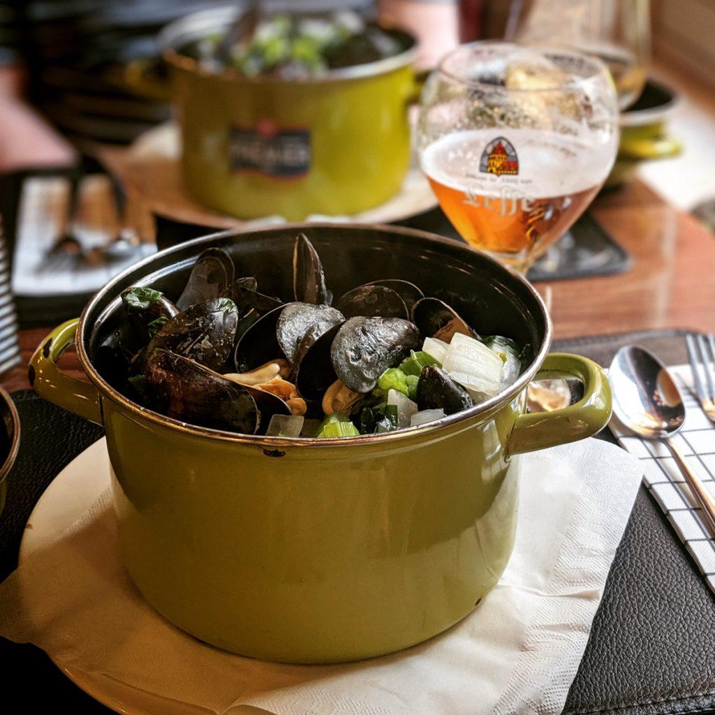 Mosselen zijn een typisch Belgisch gerecht dat je zeker moet hebben gegeten