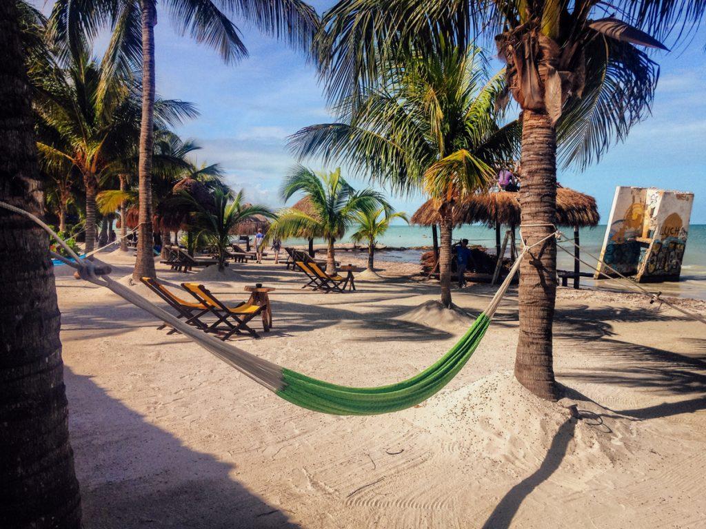 Het paradijsje Isla Holbox in Mexico