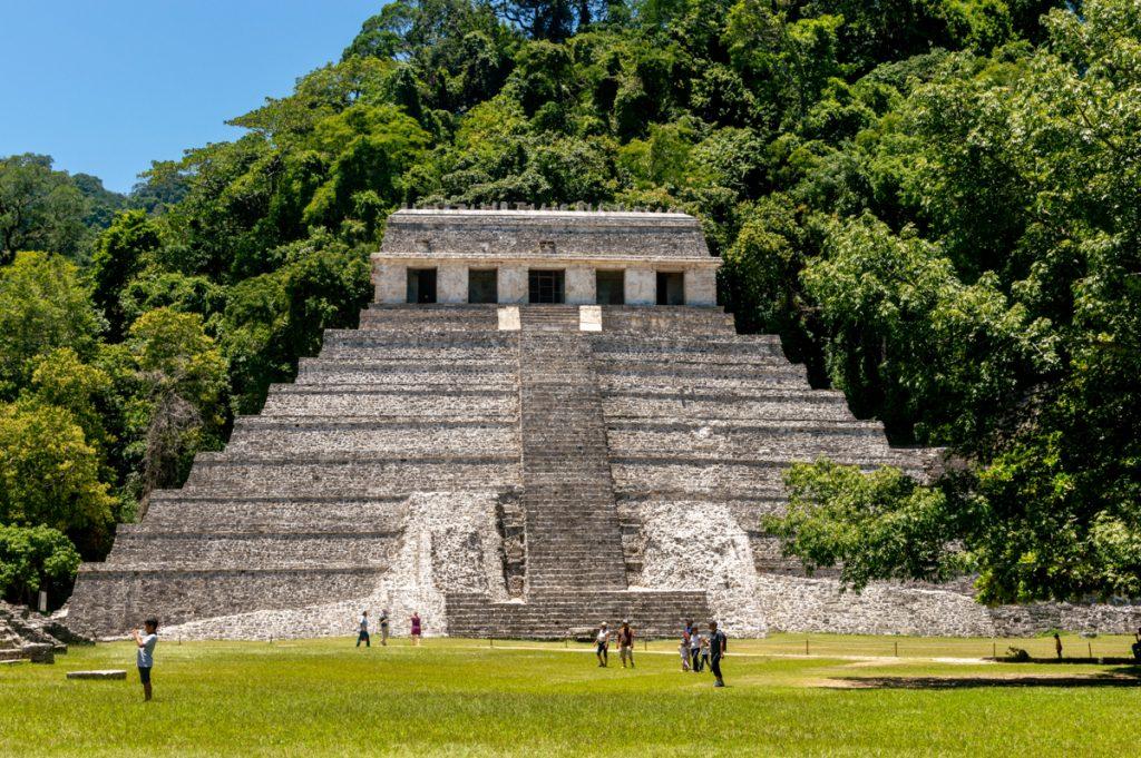 Palenque mag je niet overslaan tijdens jouw reisroute door Mexico en Belize
