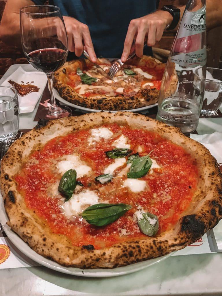 Pizza van Bellillo