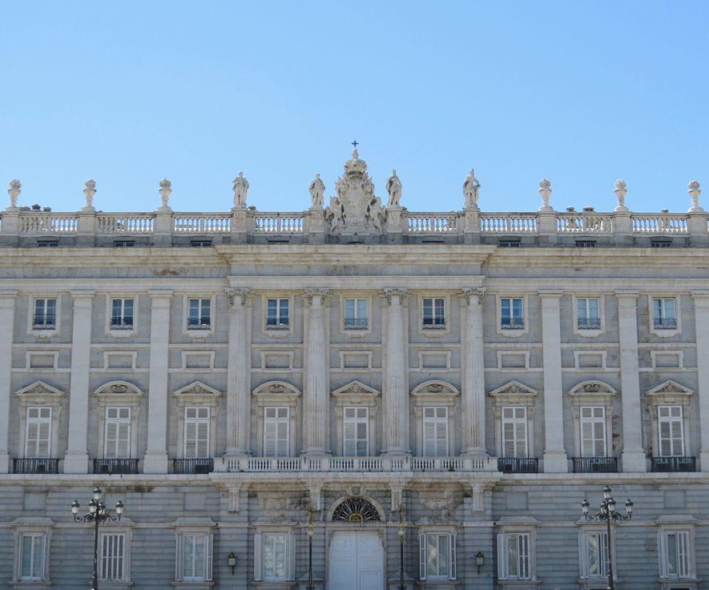 Koninklijk Paleis van Madrid, een van de belangrijkste bezienswaardigheden