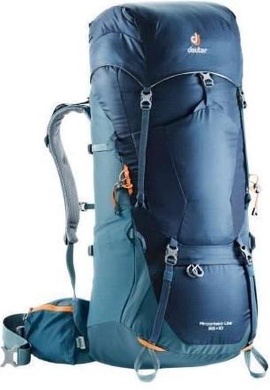 Blauwe backpack van Deuter