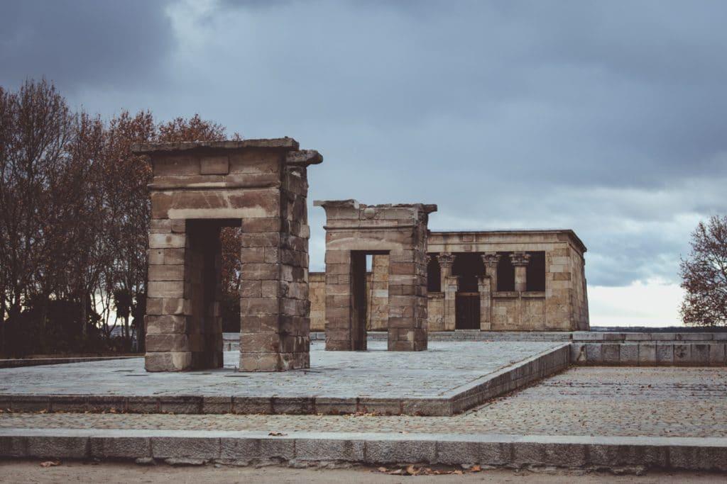 De Egyptische Tempel