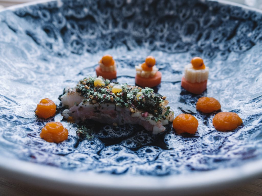 Eten bij Kook Atelier op Texel, een van de leukste tips