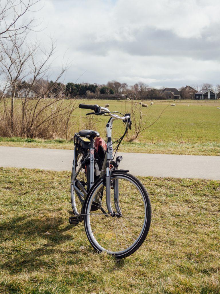 Fietstochten op Texel met de e-bike