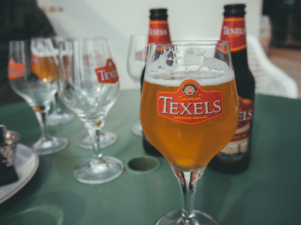 Bierproeverij van Texels