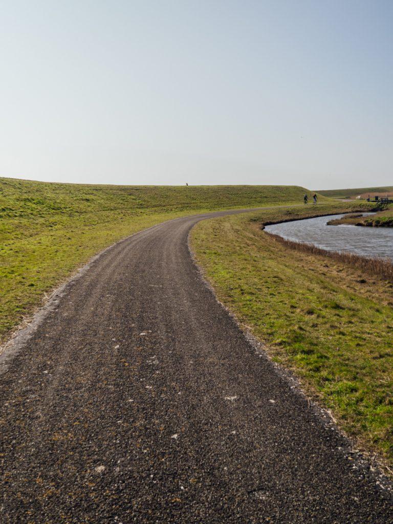 De vogelkijkroute op Texel fietsen